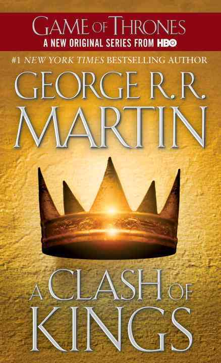 A Clash of Kings By Martin, George R. R.